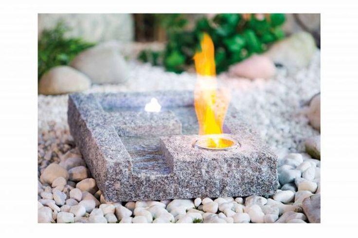 """L Heissner Quellstein-Brunnen """"VULCANO"""" LED-Beleuchtung, Ethanol-Feuer FOR SALE • EUR 109,99 • See Photos! Money Back Guarantee. Aufgepasst: Das Produkt ist NEU. Es handelt sich um ein Ausstellungsstück ohne Inbetriebnahme. Der Stein ist etwas verschmutzt. Quellsteinbrunnen """"VULCANO"""" von Heissner Komplett-Set mit Becken, Pumpe, LED-Beleuchtung und Bio-Ethanol-Feuerstelle Dekorieren 371704949227"""