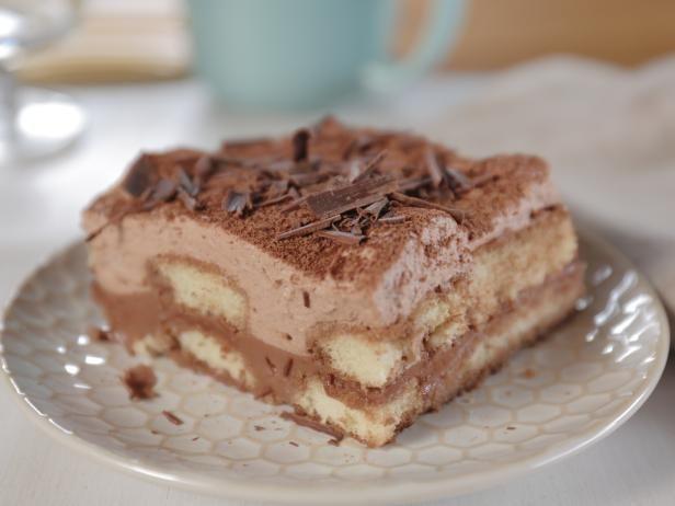 Get Chocolate Tiramisu Recipe from Cooking Channel