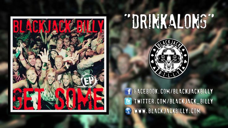 "Blackjack Billy ""Drinkalong"" - Official Song Video"