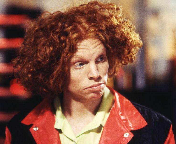 CarrotTop 1 Carrot Top Plastic Surgery #CarrotTopPlasticSurgery #CarrotTop #gossipmagazines