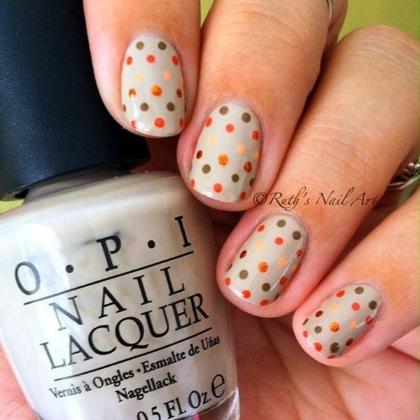45 Pretty Thanksgiving Nails Art Designs 2016 - 25+ Beautiful Thanksgiving Nails Ideas On Pinterest Nails For