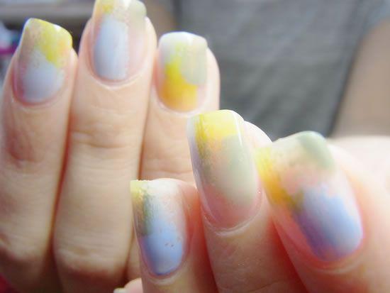 NAIL-COMMON: Contemporary nail
