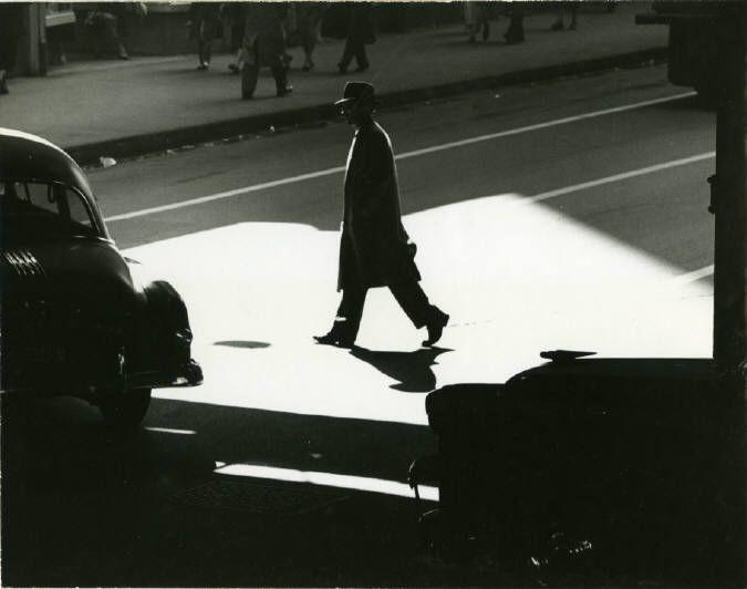 Chicago Loop, 1955, Charles Swedlund, Chicago.