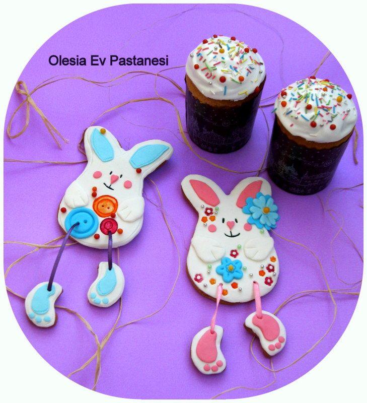 cookie bunny