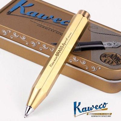 Kaweco Brass Sports Ballpoint Pen #brass #kaweco