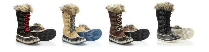 SOREL Women's Joan of Arctic | SOREL makes boots for women who make history. Canadian SOREL has been creating boots that are as fashionable as they are functional since 1962.  Using quality felt, leather and wool, SOREL boots are for the adventurer in you.  Keep warm and cozy in the snow with SOREL's Joan of Arctic Boot, with NEW colors for Fall 2013!... (Click for more) | #TheShoeMart #Blog
