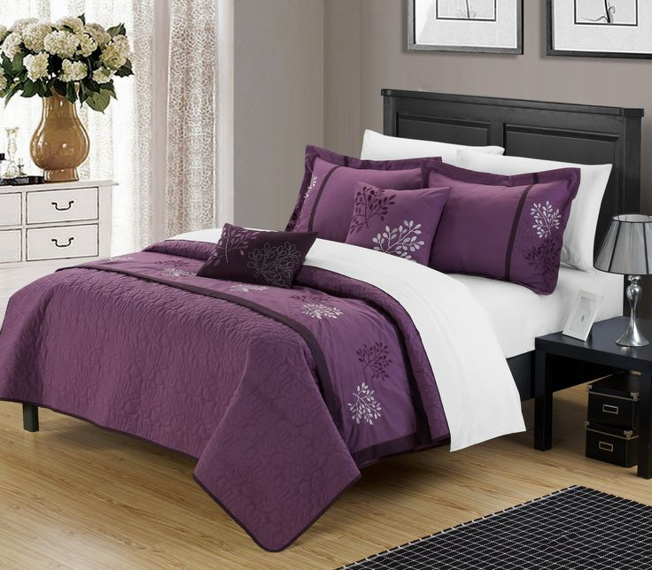 1000+ images about Home Interior Plum Purple on Pinterest ...