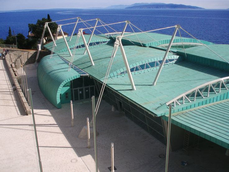Kantrida International Aquatic Centre, Croatia