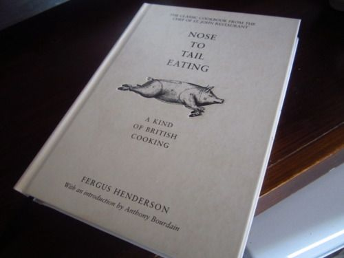 Fergus Henderson's Nose to Tail Eating - Find out how to win a copy (UK entrants only) on our blog