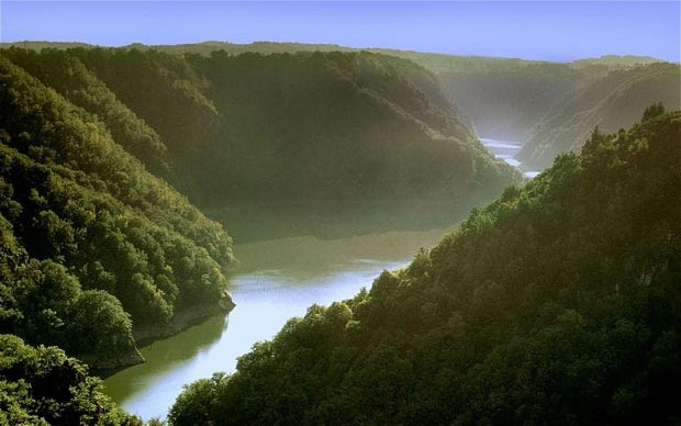 France.  Limousin - a hidden region