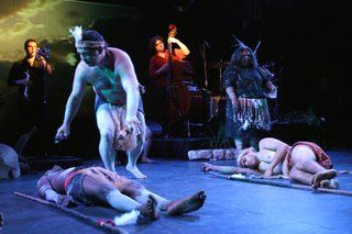 ARC Dreaming Aboriginal dance Theatre