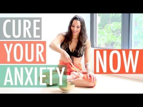 3 Ways to Cure Anxiety with Meditation - How To Meditate for Beginners -...