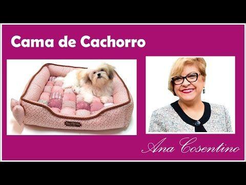 Patchwork Ana Cosentino: Caminha de Cachorro (03/04/2013) - YouTube