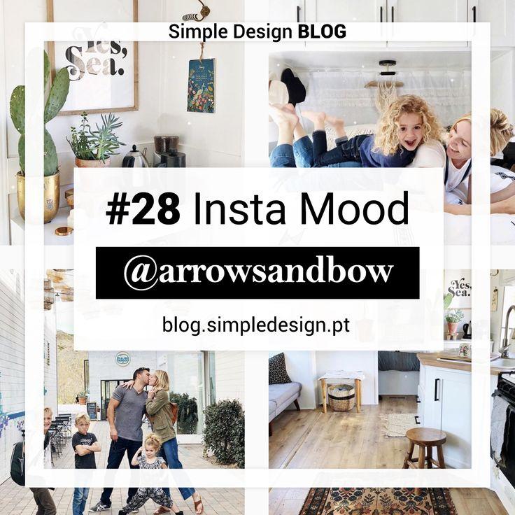 Novo mês, novas contas do Instagram que nos inspiram! No mês de Março temos 4 contas: @arrowsandbow,@indiaearl,@nataliebdesignse@theblogstop Veja em blog.simpledesign.pt