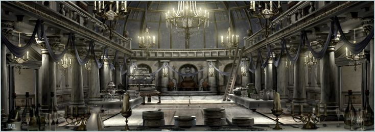 The lost art of Final Fantasy IX (Mama Robotnik Research Thread) - NeoGAF