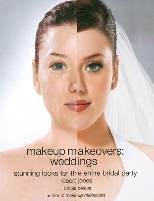 makeup makeovers: wedding | robert jones beauty academy online makeup school | makeup tutorial videos