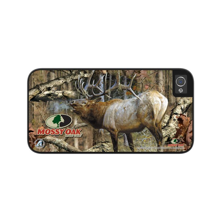 Airstrike® Camo Phone Case Mossy Oak Break Up Elk iPhone 5s Case, Elk Hunting Camo iPhone 5 Case, iPhone Case Protective Phone Case-50-8024