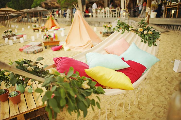 Boho wedding in Skiathos island!