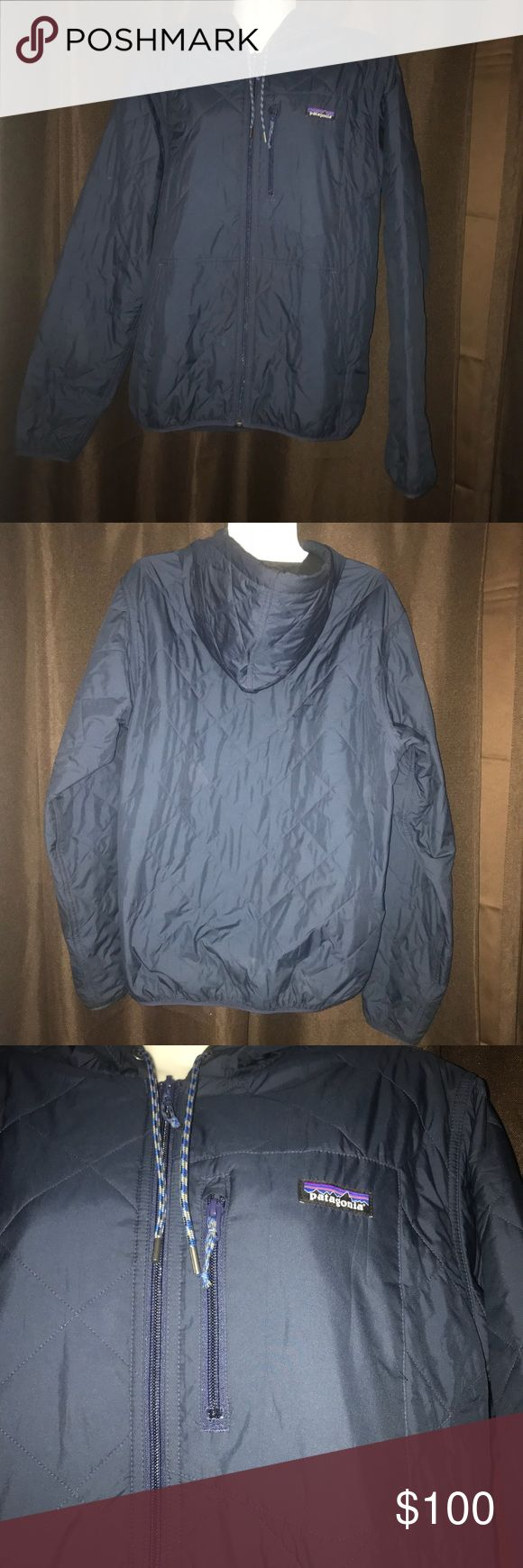💙🌟PATAGONIA MENS JACKET Patagonia men's jacket! Very comfy, great condition & hardly worn! Make me an offer 🙂 Patagonia Jackets & Coats Puffers