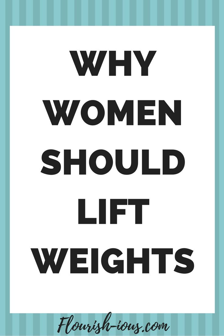 Weight Lifting has a lot of benefits especially for women. Here are the four reasons why every woman should weight lift.