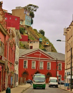 ✿⊱╮Aduana de Valparaiso, Chile,