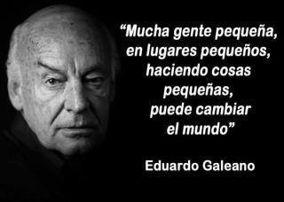Reflexión de Eduardo Galeano - via http://bit.ly/epinner