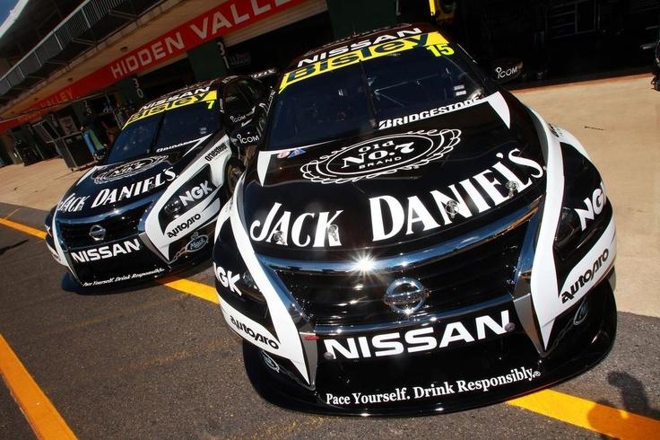 Hidden Valley Raceway - Darwin - Jack Daniel's Racing/Nissan Motorsport - #7 T. Kelly & #15 R. Kelly
