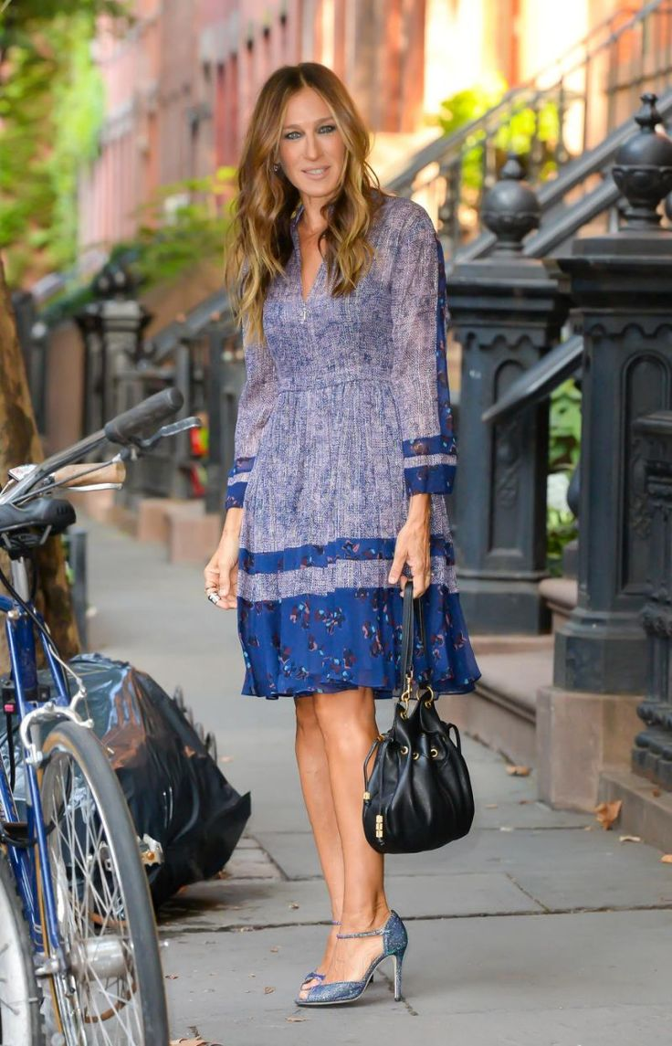 Sarah Jessica Parker Would Never Post a Selfie: The Style Icon Talks About Instagram, Divorce, and Her New Movie