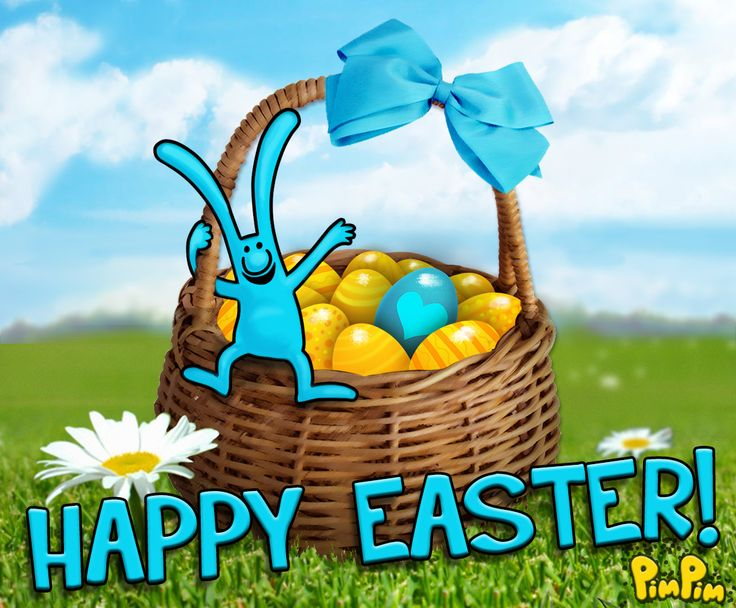 Happy Easter from ONCE Digital Arts!