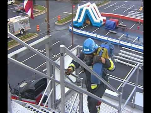 Tips on Running the Firefighter Combat Challenge