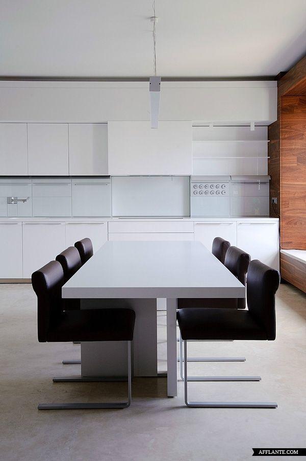 Minimalist Apartment // AI-Studio | (1) Architecture ...