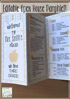 Best 25 Teacher Open Houses Ideas On Pinterest Parent Teacher