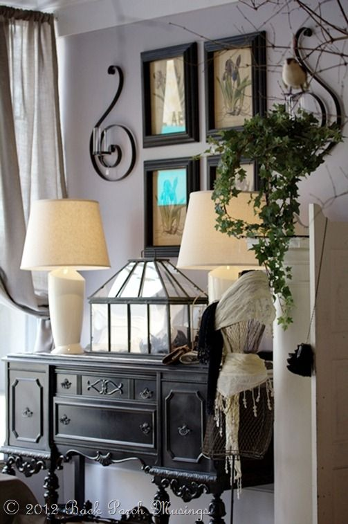 love these candle sconces...& the rest too!