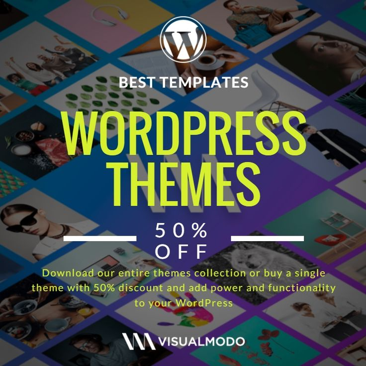 Build your website! Premium WordPress Themes SALE! 50% discount in a single theme or 15 + WordPress Responsive Templates + amazing plugins bundle for only $49! Promotional Coupon: junesale https://visualmodo.com/membership/ The 15 premium themes plus premium plugins is present on the '1 year membership' plain pack that you can add on your cart and apply the coupon code to gain 50% discount to pay only $49. Gain yearly future themes for free also. https://visualmodo.com/wordpress-themes/