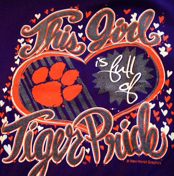 tiger pride clip art - photo #28