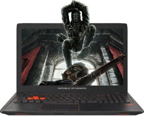 Laptopul pentru Gaming ASUS ROG STRIX GL553VE-FY022 vine la pachet cu procesorul Intel Core i7-7700HQ cu frecventa de 3,8GHz, 8GB DD4 cu frecventa de 2133MHz, hard disk de 1TB la 7200rpm si placa video Nvidia GeForce GTX 1050 TI cu 4GB memorie RAM. Acest laptop are diaconala de 15 inchi Anti-Glare cu o rezolutie maxima Full HD 1920x1080 pixeli. Are 1 port USB 2.0, 2 porturi USB 3.0, 1 port USB 3.1 Tip C, o mufa Mufa RJ-45 (LAN Ethernet) si o mufa Combo audio (casti + microfon).