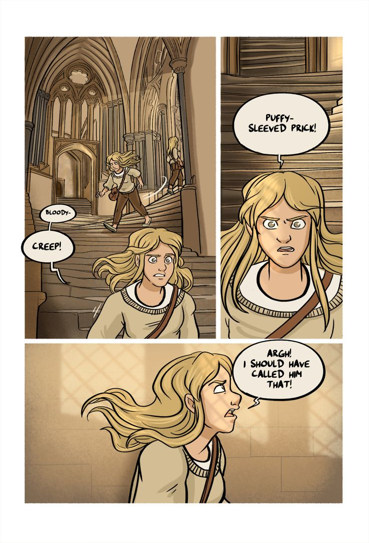 Mias and Elle, Chapter 1 - Page 31