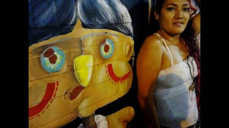 tica: artistas urbanos gracias