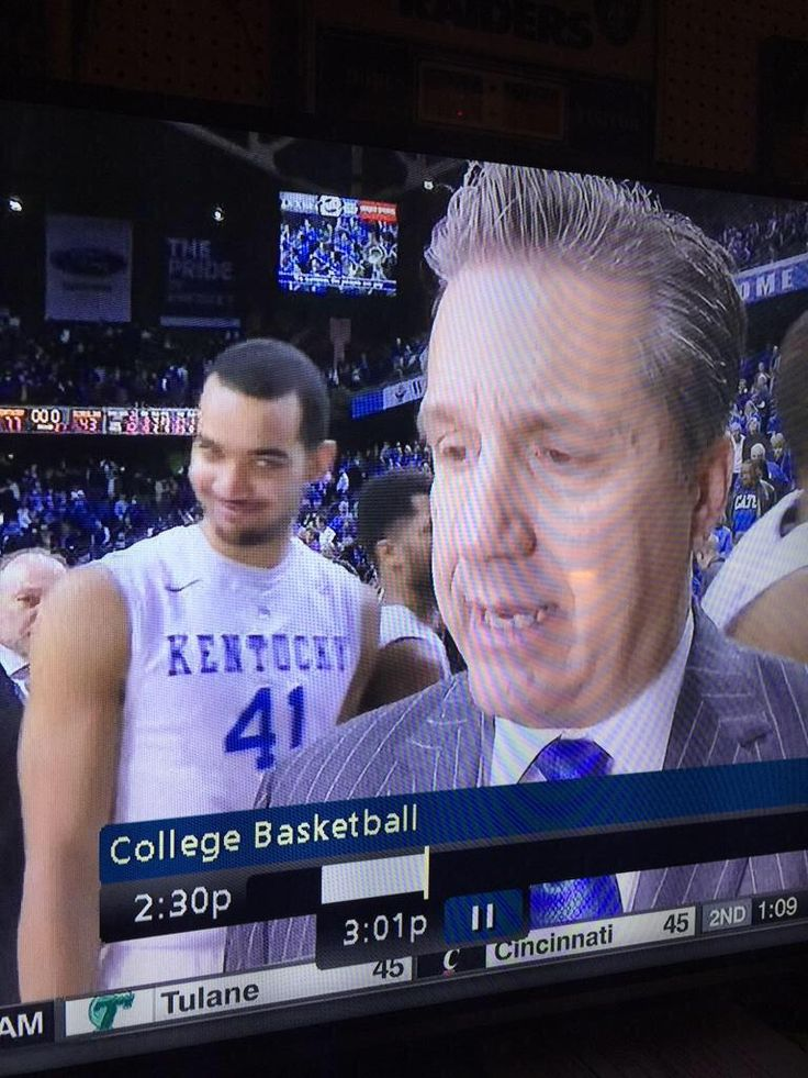 """""Hey girl, #41 on my chest but you're #1 in my heart""""  ""Trey Lyles Photobomb"""