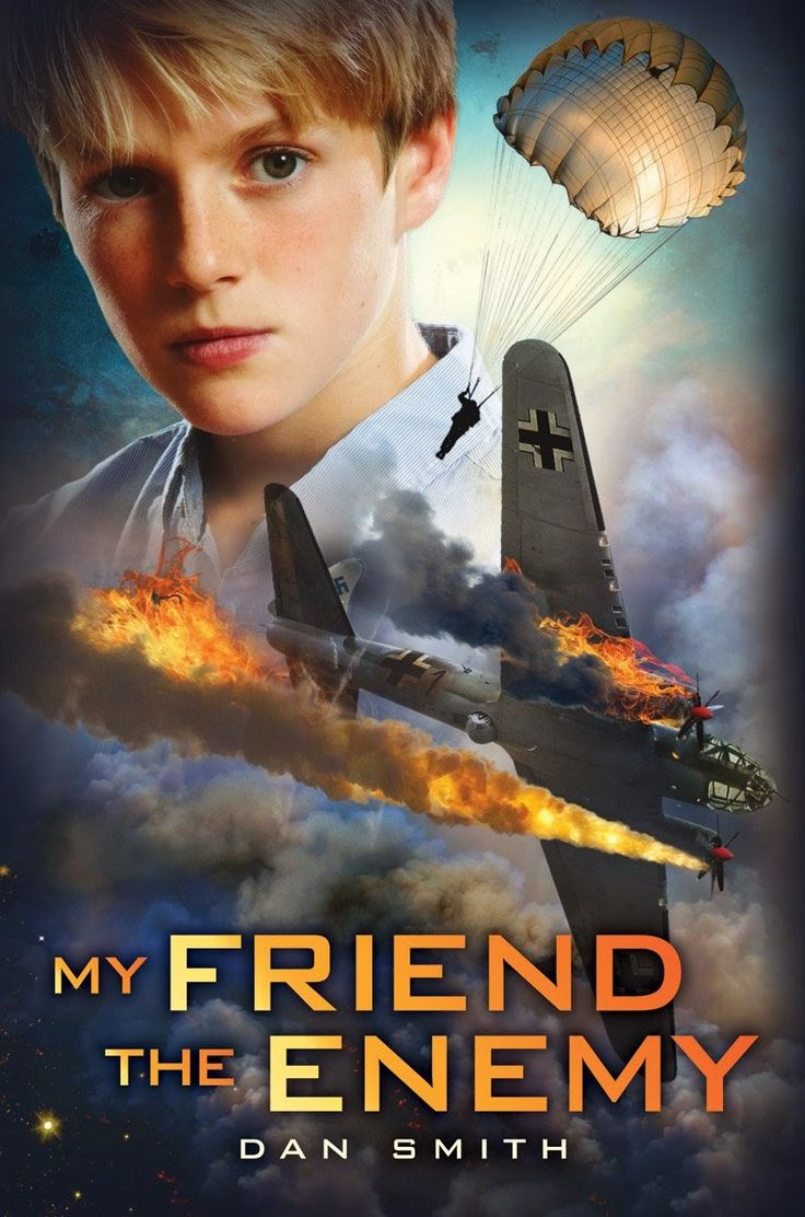 LibrisNotes: My Friend The Enemy by Dan Smith