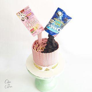 Este bolo que desafia a gravidade. | 17 bolos tão maravilhosos que dá até pena…