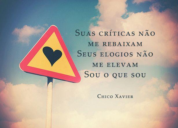 Mensagens Compartilhadas A Gente Tem Que Manter A Calma: 17 Best Images About Chico Xavier On Pinterest