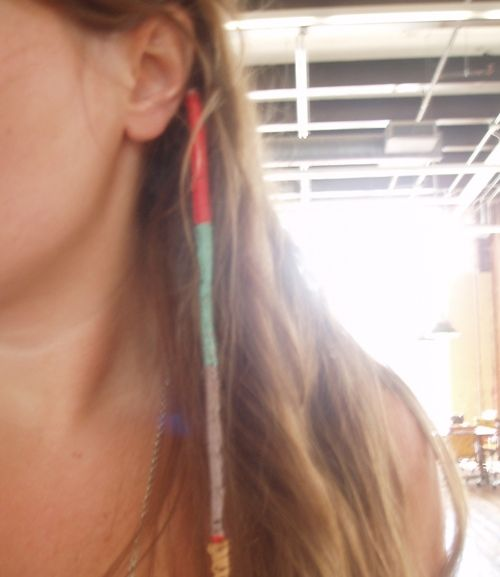 Can someone come over and do a hair wrap with me? These were the best.