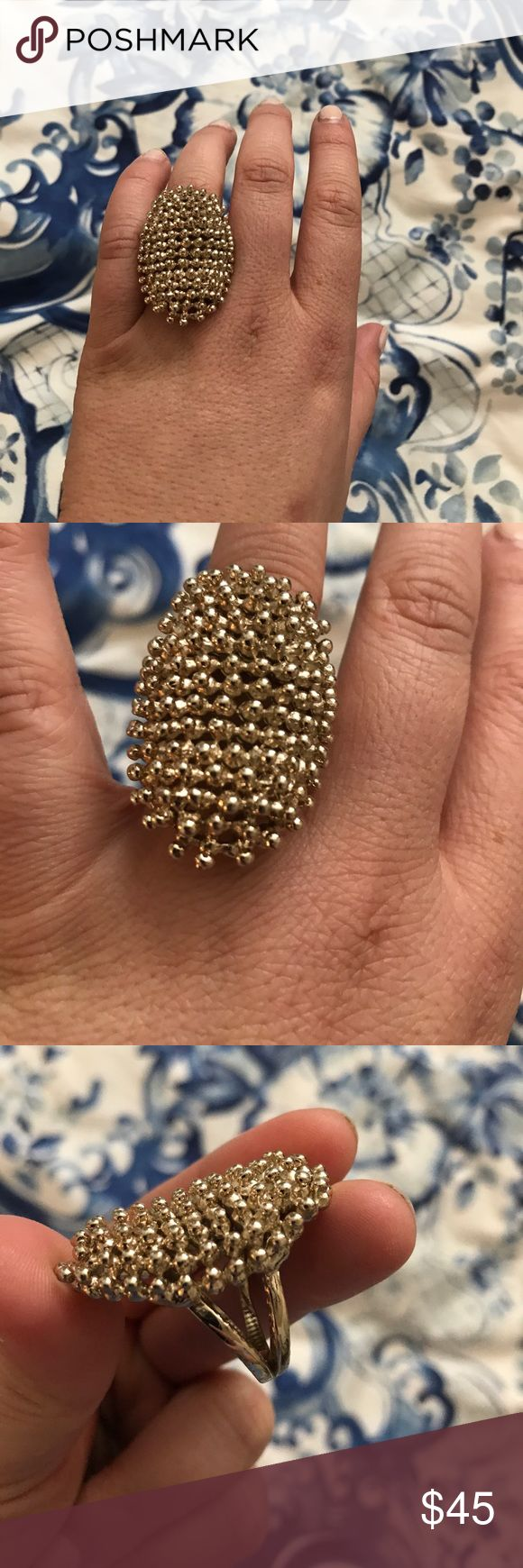 Kendra Scott Ring Knotted point ring 💍 size 7 Kendra Scott Jewelry Rings
