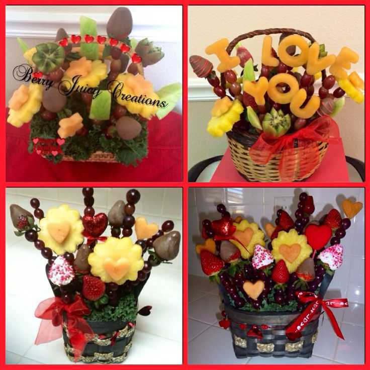 How To Make Edible Arrangements For Valentines Day Www