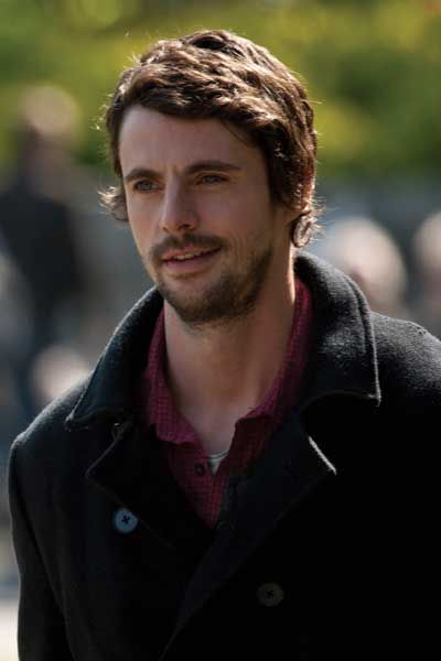 Matthew Goode in Leap Year...I don't know if it was the accent or the scruffyness but he was hot in that movie!