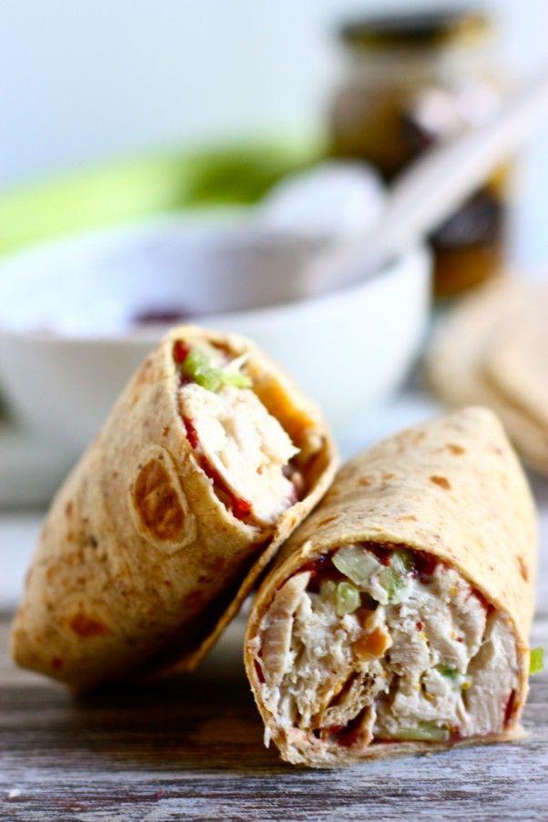 Turkey Salad Roll-Ups Recipe | Turkey salad, Salad and ...