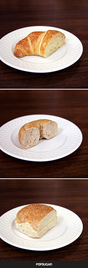 What 100 Calories Really Looks Like: Bread Edition