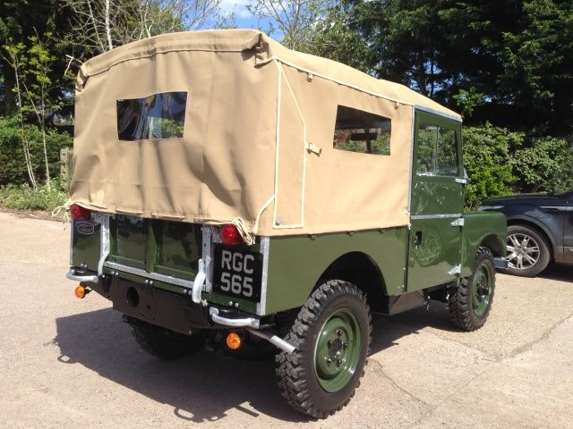 Used Land Rovers for sale : Churchill 4x4