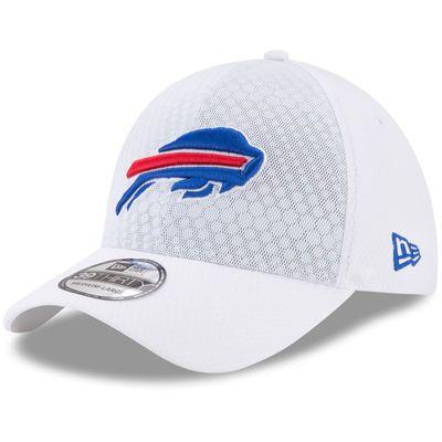 Men s New Era Black Buffalo Bills B-Dub 59FIFTY Fitted Hat ed41235be